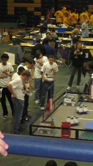 Robotics competition 015