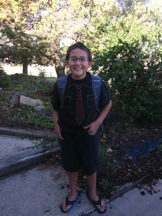 First day of school 13 027
